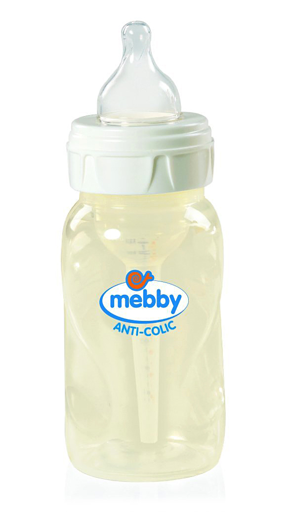Biberon PP Mebby AntiColic 300ml Silicon